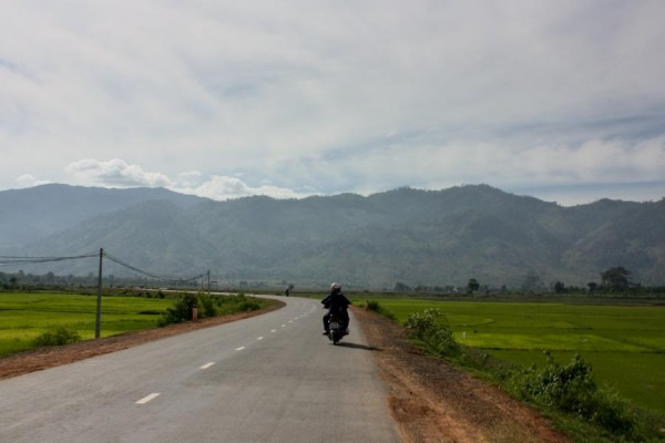 Photos: Riding the Central Highlands of Vietnam