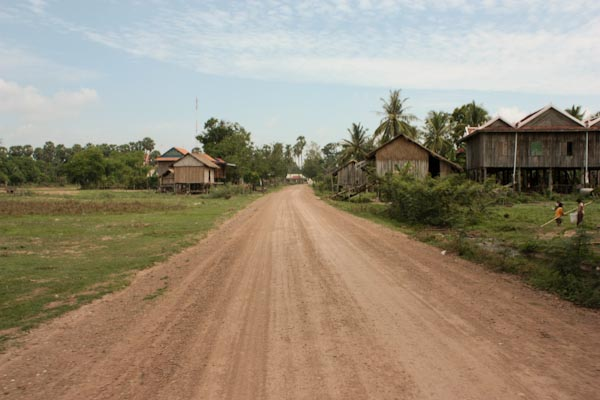My Motorcycle Adventure Along the Mekong River in Cambodia