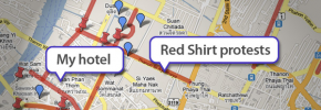 Thumbnail image for The Red Shirt March: Poor Planning on My Part