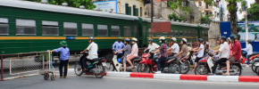 Thumbnail image for Hurry Up and Wait — Stuck in Hanoi
