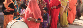 Thumbnail image for It's Wedding Season in India