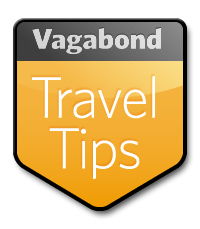 Vagabond Travel Tips