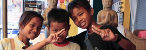 Thumbnail image for Photo Friday: Street Kids in Siem Reap