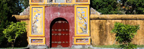 Thumbnail image for Photo Friday: Wall Gate in Hue's Forbidden City