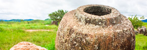 Photos: The Mysterious Plain of Jars in Laos