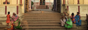 Photo of the Week: Temple Door in Pushkar, India