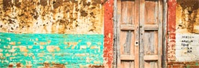 Thumbnail image for Photo of the Week: A Weathered Wall in San Cristobal, Mexico