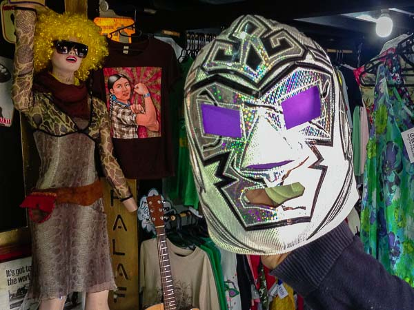 Contest: Win a Free Mexican Wrestling Mask!