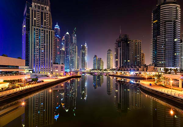 Delights in Dubai